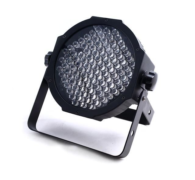 projecteur-led