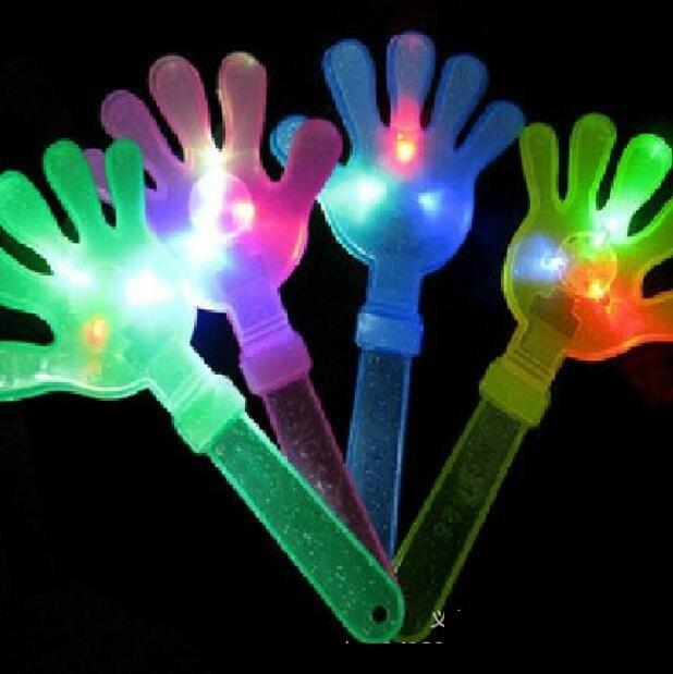 10-pcs-lot-24-cm-Flash-LED-Luminescent-mains-clap-lumineux-parti-fournitures-lumi-re-dispositif