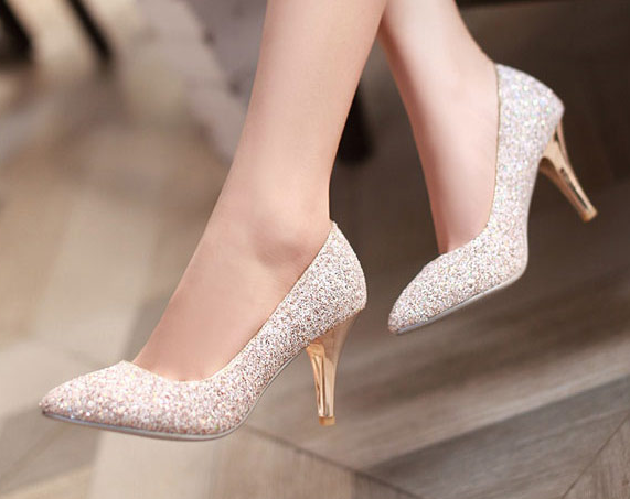 Des conseils pour les chaussures de mariée